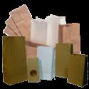 Пакеты бумажные жиростойкие