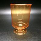 Кристалл Бокал 200мл. оранжевый (10/540)