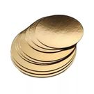 Подложка золото D260мм