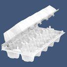 Контейнер ОПС, РП-10/1  ракуш 10 яиц прозр (260)