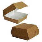 Коробка для бургера 120х120х70  FIESTA Эко б/п (300) АП